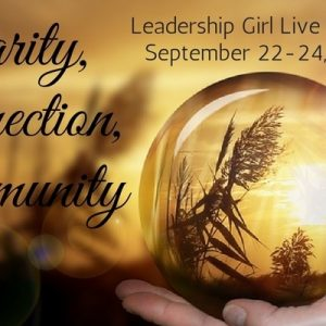 Leaderahip Girl Live Summit